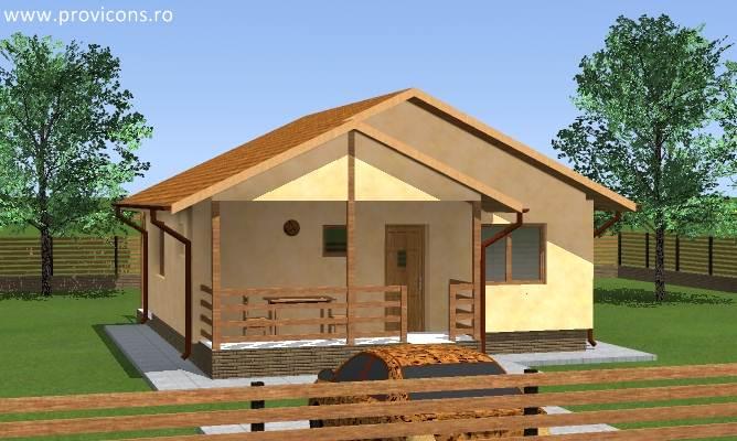 cele mai ieftine case din lemn gratis