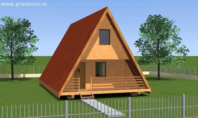 Proiect Casa Din Lemn.Proiecte Case Lemn Gratis