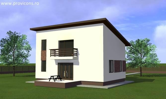 Fatade case moderne gratis for Imagini case moderne