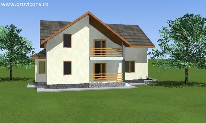 Proiecte case cu etaj si garaj gratis for Proiecte case cu garaj