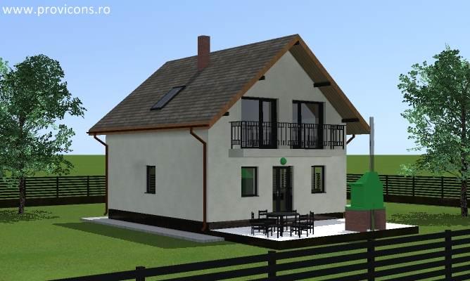 Proiecte case p m gratis for Case de 100 mp