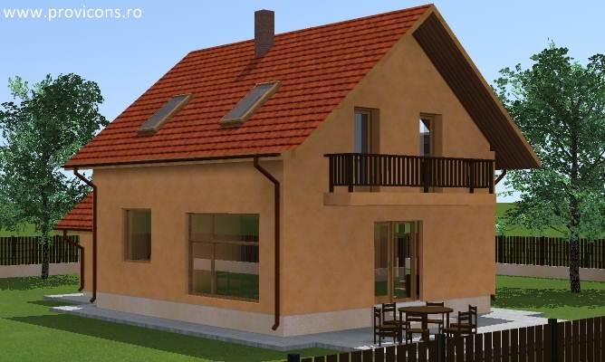 Proiecte de case cu mansarda 2016 gratis for Proiecte case mici cu mansarda gratis