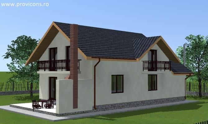 proiecte case mici cu mansarda si ieftine gratis